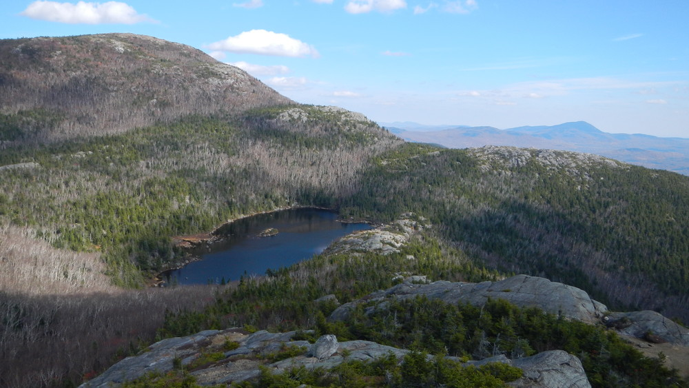 Tumbledown Mountain And Little Jackson Maine Trail Finder