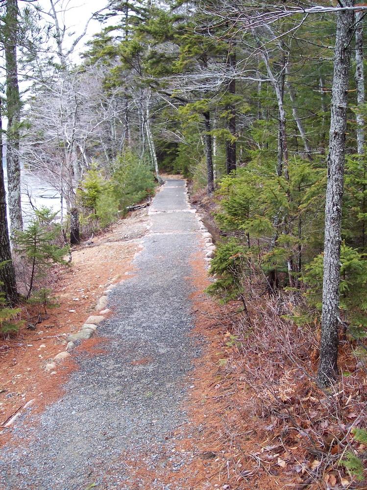 Maine Bike Trails amp Trail Maps  TrailLink