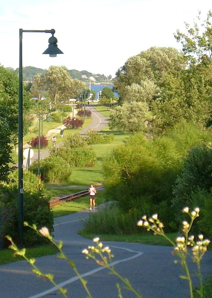 eastern promenade trail