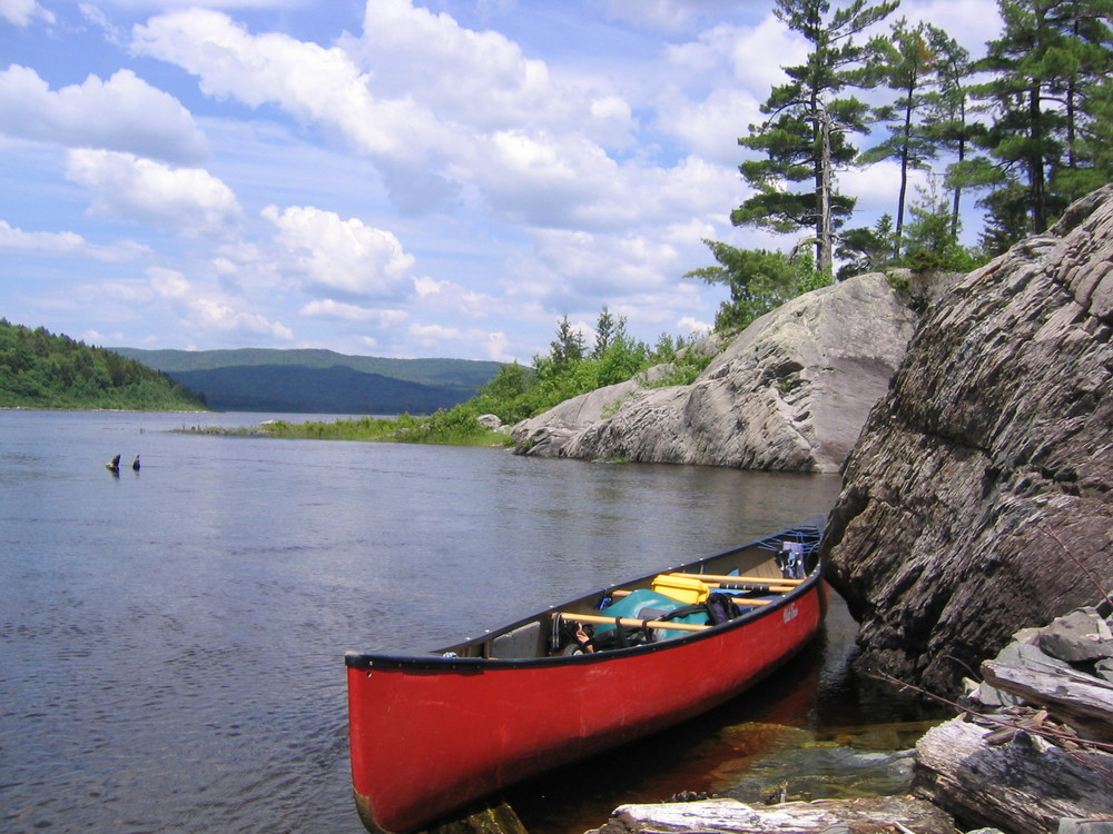 Northern Forest Canoe Trail: Section 10 - Maine Trail Finder