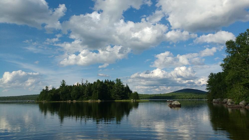 Katahdin Lake Trail - Maine Trail Finder