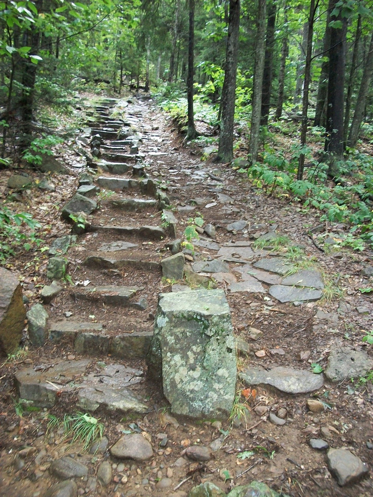 Camden Hills State Park Southern Trail Network Maine