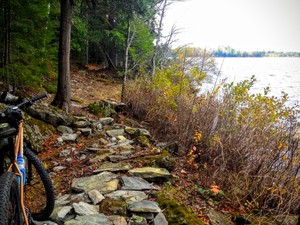 Rick Swan Trail System at Perch Pond