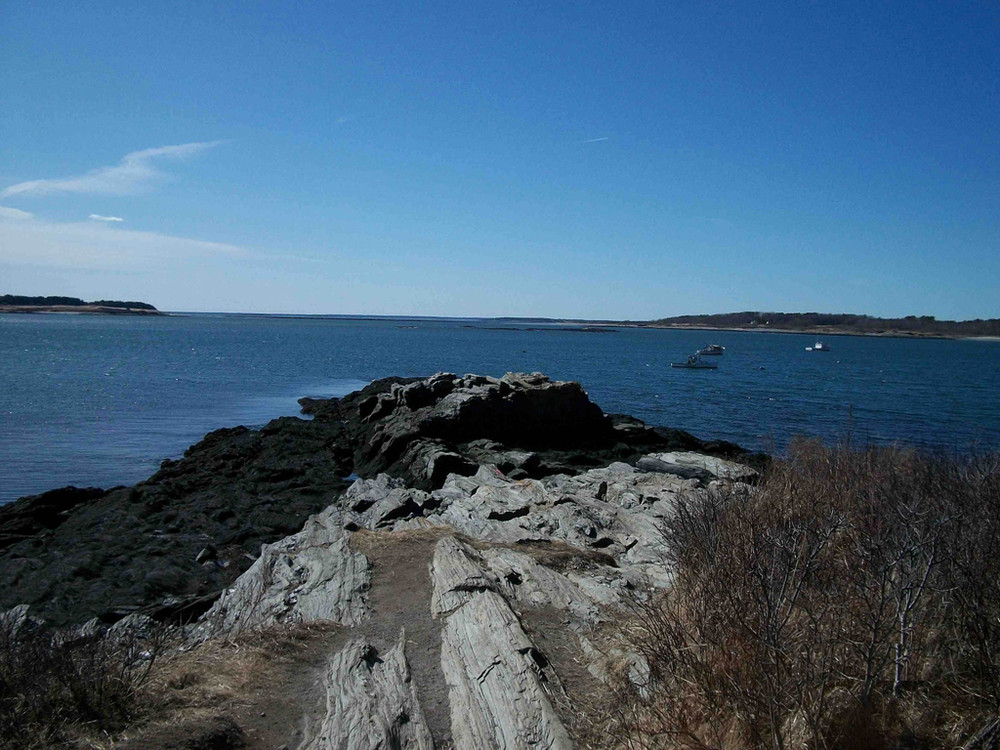 Crescent Beach And Kettle Cove State Parks Maine Trail