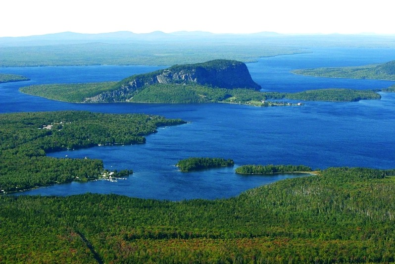 Mount Kineo State Park Maine Trail Finder