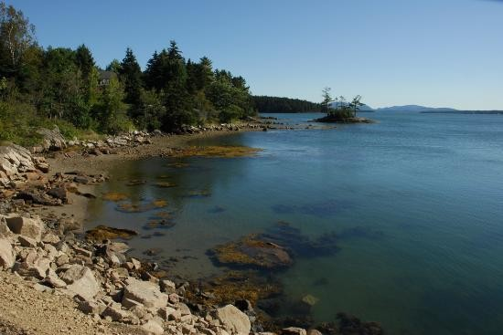 Acadia National Park Schoodic Bike Paths Maine Trail Finder